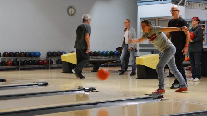 Krok 2 bowling