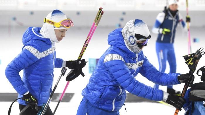 Smittorisk kan stoppa kanadas ishockeydamer
