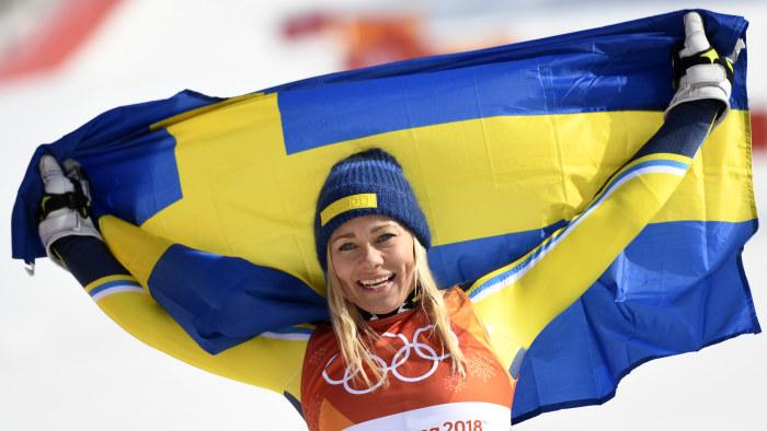 Trotsade oddsen svensken tillbaka