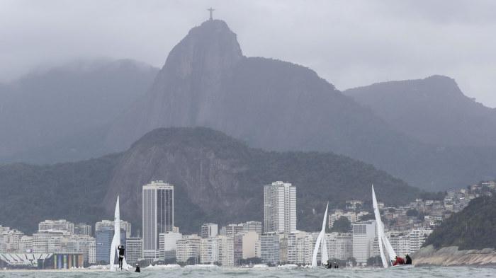 Rio de janeiro kammade hem os 2016