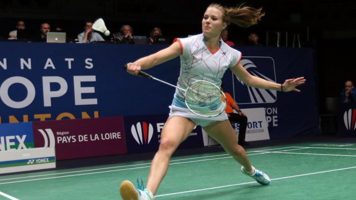 Tungt for svenskarna i badminton vm