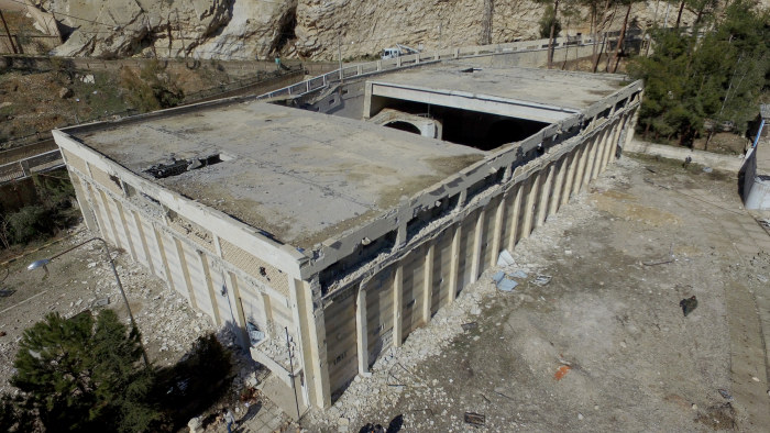 Blodigt bombdad mot pilgrimer i damaskus