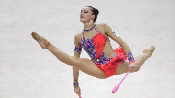 Svenska gymnaster fixade ny vm plats