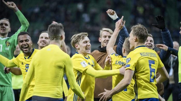 Holland hyllades trots finalforlust