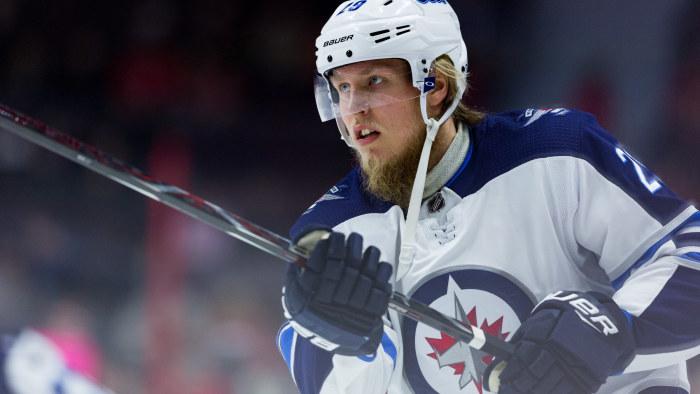 Nhl hockey jonsson tvingades sluta