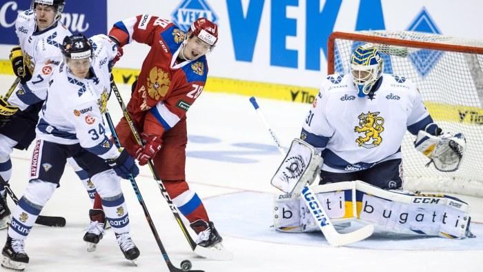 Finland vinner kampen i luften