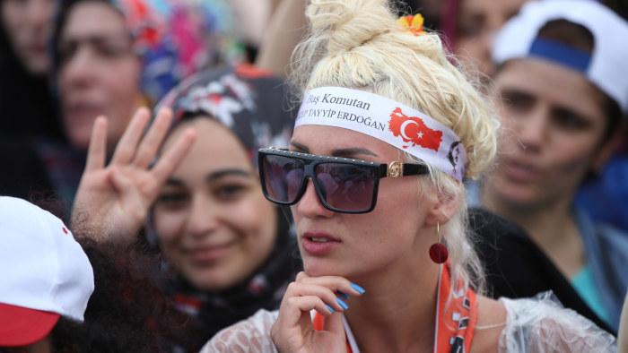 Erdogan vill kampanja i skandinavien