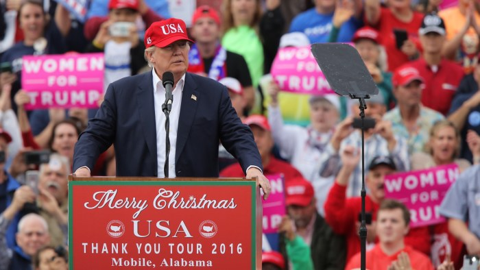 Trump domer ut valsystemet igen