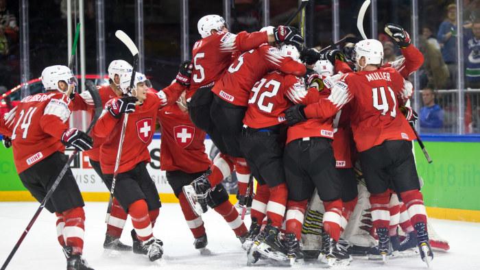Forslaget sa kan svensk hockey raddas