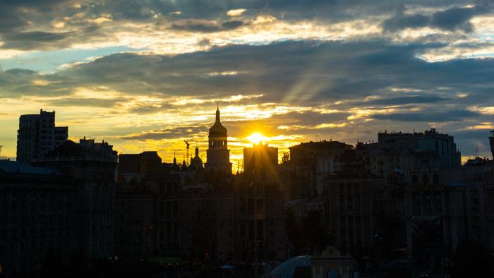 Den Ukrainska Ortodoxa Kyrkan Forvantas Lamna Moskvas