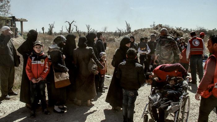 Fn regeringstrupper dodade tusentals civila
