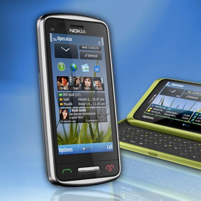 Nokian satsar osterut