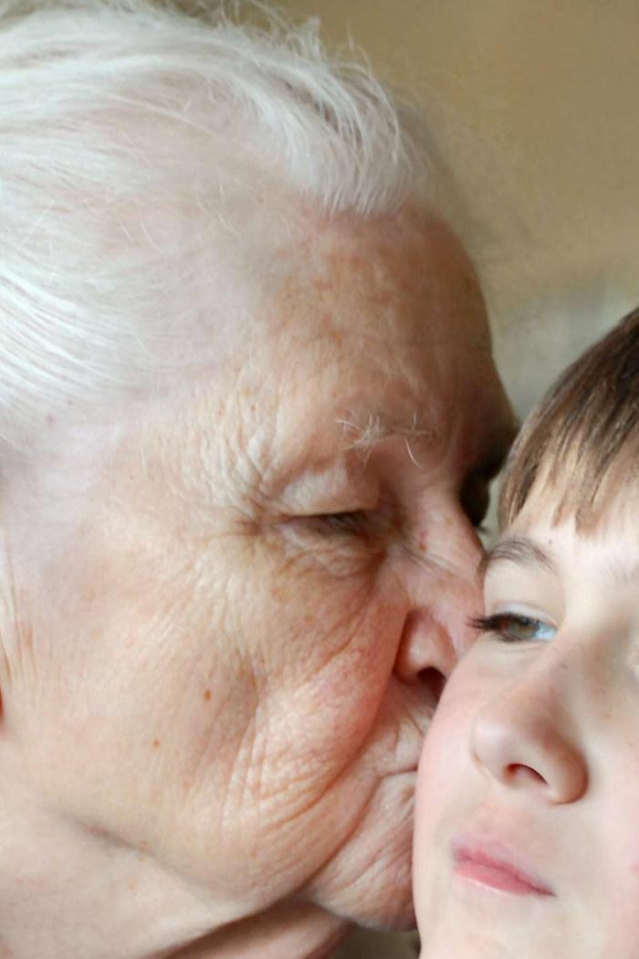 seksiä äiti ja mummo