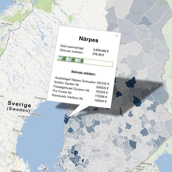 Datajournalistik Svenska Yle Fi