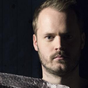 Närbild på Dan Granqvist.