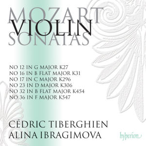 Tiberghien & Ibragimova / Mozart