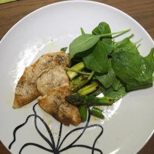 Roya Chatrans diet