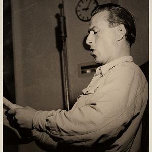 Oopperalaulaja Kim Borg 1950-luvulla.