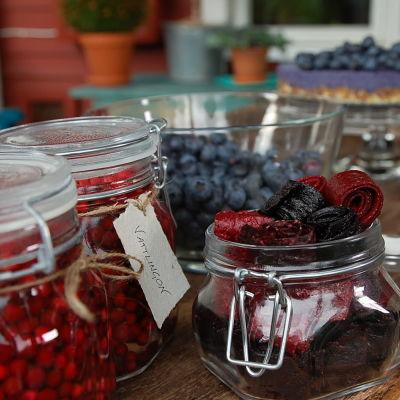Vattlingon och fruktläder