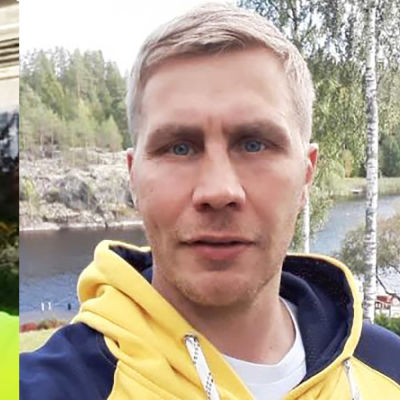 Mikkelin Jukurien Jukureiden kapteeni Jesper Piitulainen ja päävalmentaja Marko Kauppinen.