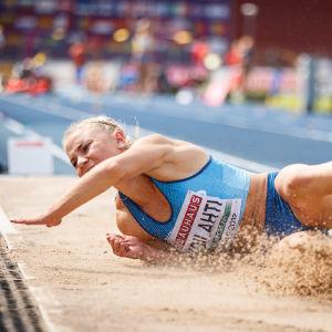 Taika Koilahti, U23-EM 2019.
