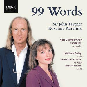 99 Words / Tavner & Panufnik