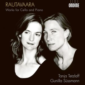 Rautavaara / Works for cello and piano