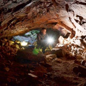 Grottbergetin luola, Siuntio