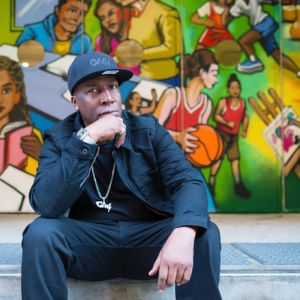 Joseph Saddler aka Grandmaster Flash, hiphop-pionjär