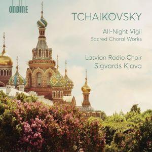 Pjotr Tshaikovski: Vigilia / Latvian radiokuoro