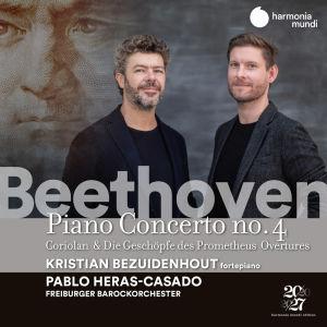 Beethoven: Pianokonsertto nro 4 / Bezuidenhout