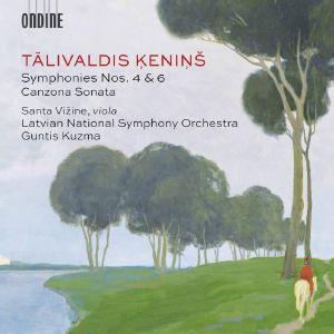 Talivaldis Kenins / Symphonies Nos. 4 & 6