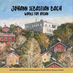 J.S. Bach - Jan Lehtola
