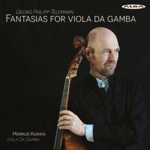 Telemann: Fantasias / Markus Kuikka