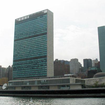 FN-högkvarteret i New York.