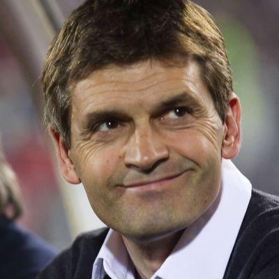 Barcelonan valmentaja Tito Vilanova