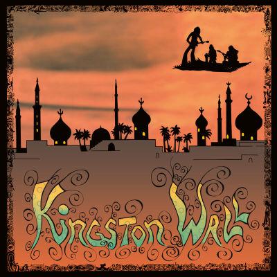 Kingston Wall levykansi