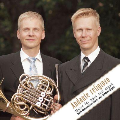 Andante religioso / Lehtola & Komulainen
