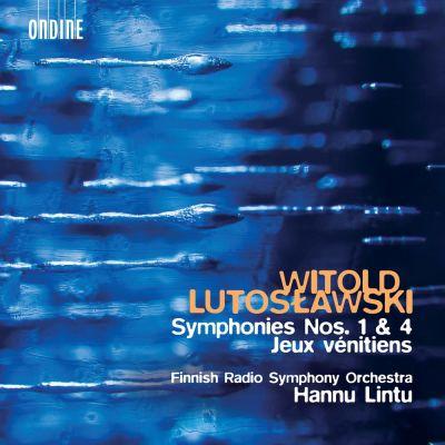 Lutoslawski / Lintu & RSO