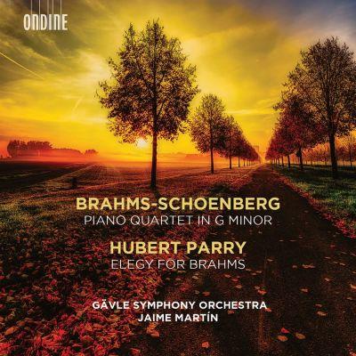 Brahms-Schönberg / Gävlen sinfoniaorkesteri