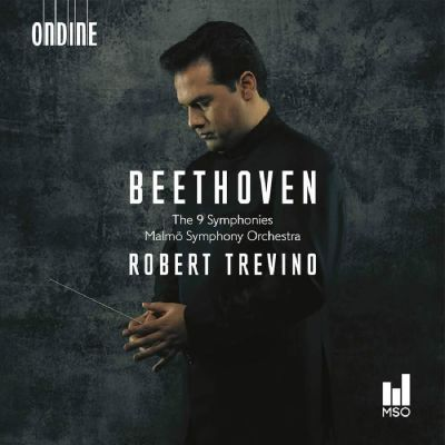 Beethoven The 9 Symphonies / Robert Trevino