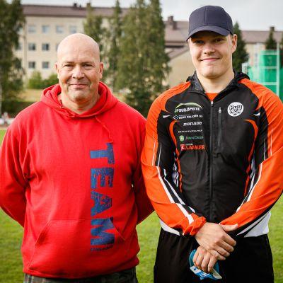 Kimmo ja Tino Mäkelä
