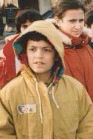 Nabaz Baki anländer till Finland 1993.