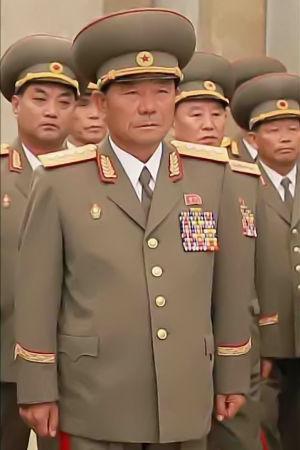 Arméministern Pak Yong-Sik utsågs till försvarsminister år 2015