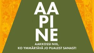 Aapine / Heli Laaksonen