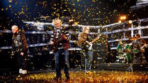 Pertti Kurikan nimipäivät esiintyy Euroviisujen semifinaalissa tiistaina 19.5.