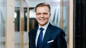 Jari Latvanen, VD för livsmedelsföretaget HKScan.