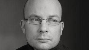 Kirjailija Markku Pääskynen