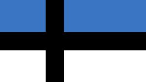 Alternativ flagga av Estland