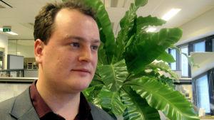 Psykologen Axel Aminoff.